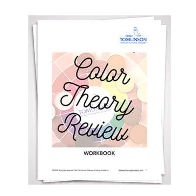 COLOR THEORY REVIEW WORKBOOK MAQPRO AUSTRALIA